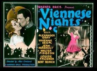 <i>Viennese Nights</i> 1930 film