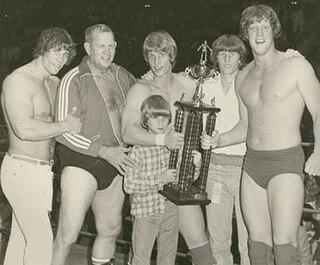 Professional wrestling family
