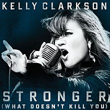 Image result for kelly clarkson stronger