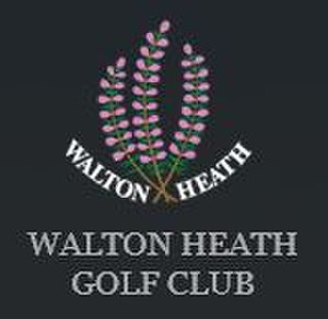 Walton Heath Golf Club - Image: Walton Heath GC logo