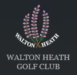 Walton Heath Golf Club - Image: Walton Heath GC logo
