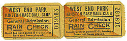 West End Park, baseball tickets.jpg