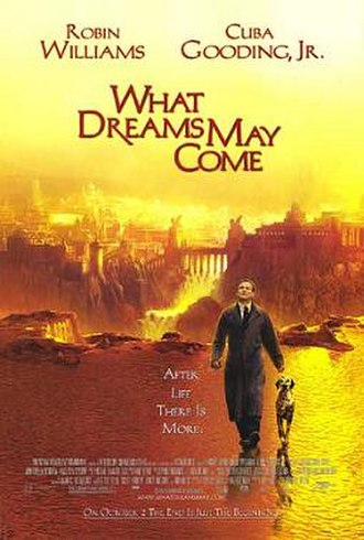 What Dreams May Come (film) - Theatrical release poster