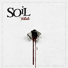 Whole album wikipedia for Soil band albums