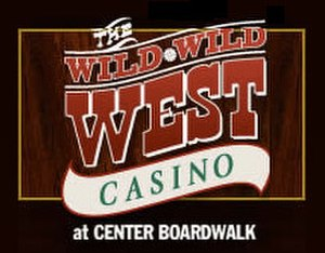 Bally's Atlantic City - Image: Wildwildwestlogo