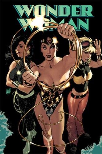 Wonder Girl - Image: Wonder Woman 186 Coverart