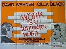 Work Is a FourLetter Word  Wikipedia