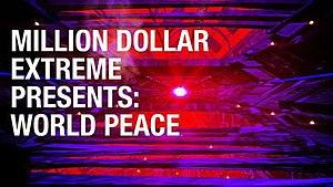 Million Dollar Extreme Presents: World Peace - Image: World Peace Logo