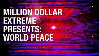 Million Dollar Extreme Presents: World Peace - Image: World Peace Logo