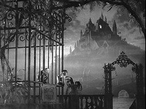 Xanadu (Citizen Kane) - Xanadu, as shown in Citizen Kane (1941)