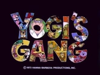 Yogi's Gang - Image: Yogis Gang title card