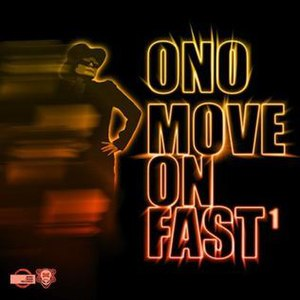 Move on Fast - Image: Yoko Ono Move on Fast