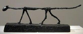 Alberto Giacometti - Cat, 1954, Metropolitan Museum of Art