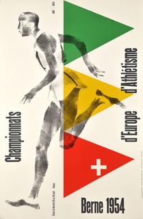 1954 European Athletics Championships