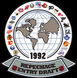 1992 NHL Entry Draft - Image: 1992 NHL Draft
