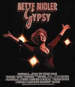 Gypsy (1993 film) - Image: 1993Gypsy Film Poster