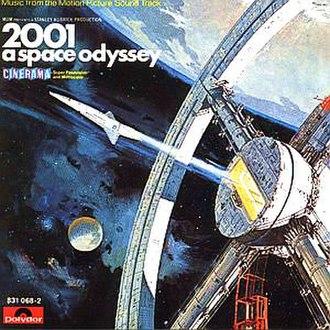 2001: A Space Odyssey (soundtrack) - Image: 2001 A Space Odyssey (soundtrack)