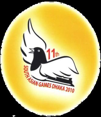 2010 South Asian Games - Image: 2010 South Asian Games logo 2