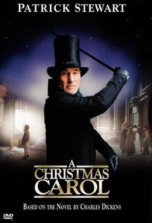 A Christmas Carol (1999 film) - DVD cover