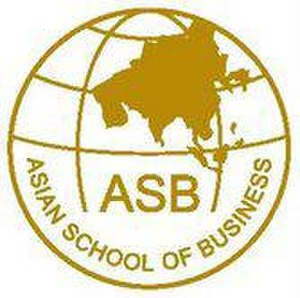 Asian School of Business - Image: ASB Logo New 1