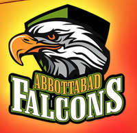 Abbotabad Falcons logo.png