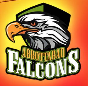 Abbottabad Falcons - Image: Abbotabad Falcons logo