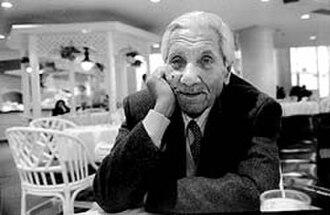 Abd al-Wahhab Al-Bayati - Al-Bayati, who passed much of his life in urban cafés.