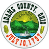 Official seal of Adams County