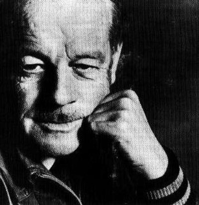 Picture of an author: Alistair Maclean