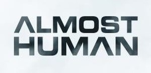 Almost Human (TV series) - Image: Almost Human (TV series) logo
