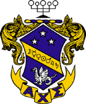 Alpha Chi Sigma - The official crest of Alpha Chi Sigma.