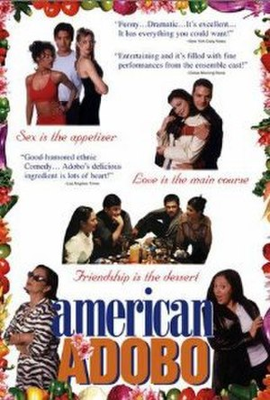American Adobo - The theatrical poster of the film.