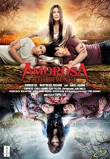 <i>Amorosa</i> (2012 film) 2012 Filipino psychological horror drama film directed by Topel Lee