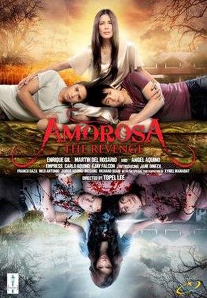 Amorosa (2012 film) - Theatrical movie poster