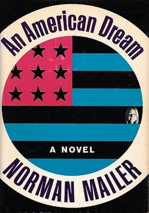 An American Dream (novel) - First edition cover