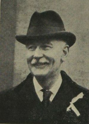 North West Durham by-election, 1914 - Aneurin Williams