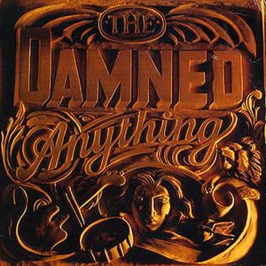 Anything (The Damned album) - Image: Anything (The Damned album) cover