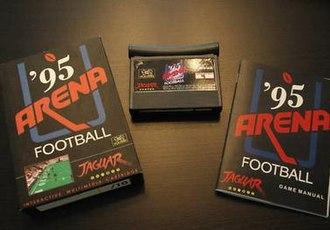 Arena Football '95 - Image: Arenafootball 95