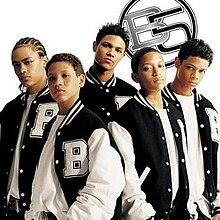 b5 album wikipedia