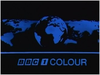 "History of BBC television idents - The ""mirror globe"" ident, the first ident in colour (1969–1974)"