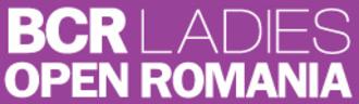 BCR Open Romania Ladies - Image: BCR Open Romania Ladies logo