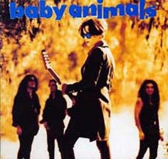 Baby Animals (album) - Image: Babyanimals selftitled