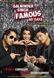 Balwinder Singh... Famous Ho Gaya movie songs lyrics