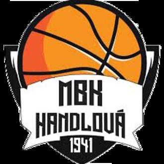 MBK Baník Handlová - Image: Baník Handlová logo