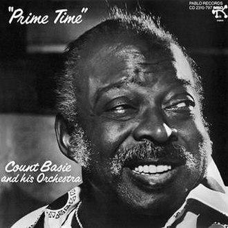 Prime Time (Count Basie album) - Image: Basieprimetime