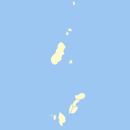 Batanes blank map