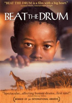 Beat the Drum - DVD cover