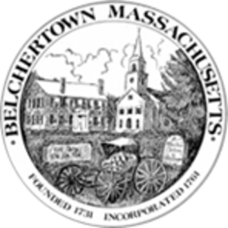 Belchertown, Massachusetts - Image: Belchertown MA seal