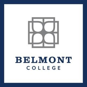 Belmont College - Image: Belmont College Logo