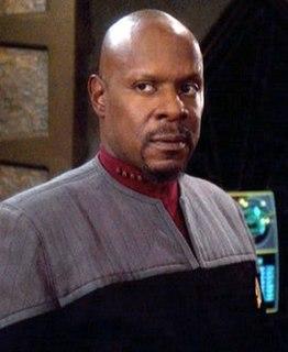 Benjamin Sisko Fictional character